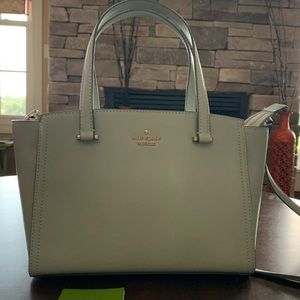 Kate Spade Jackson Medium Satchel Light Pistachio